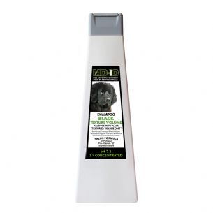 NEW Black Texture Volume Shampoo - 750ml (3 Litre diluted) Spanish Water Dog, Poodle, Newfoundland, Lagotto Romagnolo, German Spitz